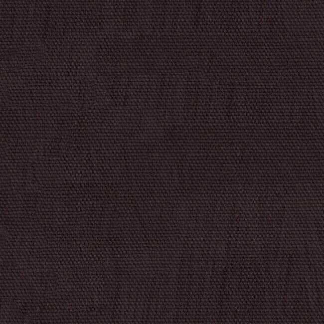 Pamuklu Döşemelik Koyu Kahve Kanvas Kumaş 1024