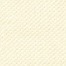 Kumascihome - Pamuklu Döşemelik Krem Kanvas Kumaş 1001