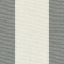 Sauleda Gri Beyaz Çizgili Tentelik Kumaş Gris-N 2103 - Thumbnail