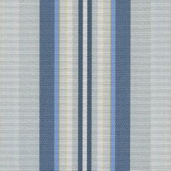 Sauleda - Sauleda Gri Mavi Çizgili Tentelik Kumaş Balmoral 2921