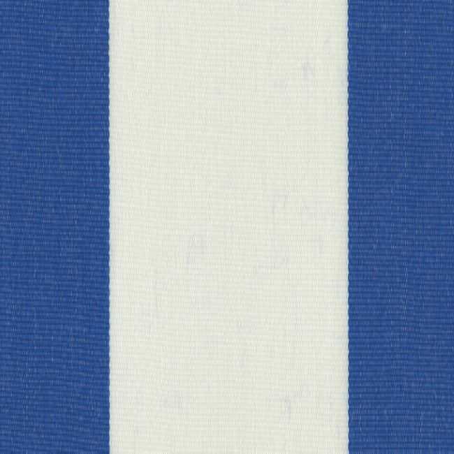 Sauleda Mavi Beyaz Çizgili Tentelik Kumaş Azul Real-N 2359