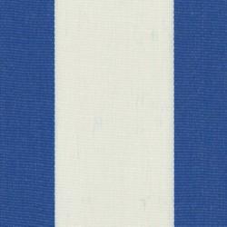 Sauleda - Sauleda Mavi Beyaz Çizgili Tentelik Kumaş Azul Real-N 2359