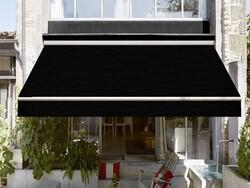 Sauleda Siyah Tentelik Kumaş Negro 2170 - Thumbnail