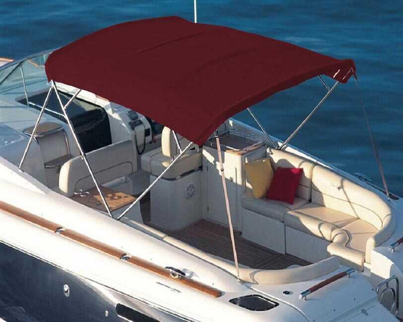 Sunbrella Plus Burgundy Tekne Kumaşı Suntt 5034 152