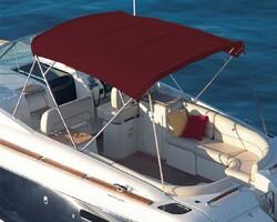 Sunbrella - Sunbrella Plus Burgundy Tekne Kumaşı Suntt 5034 152 (1)