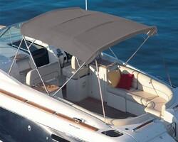 Sunbrella - Sunbrella Plus Cadet Grey Tekne Kumaşı Suntt 5530 152 152 (1)