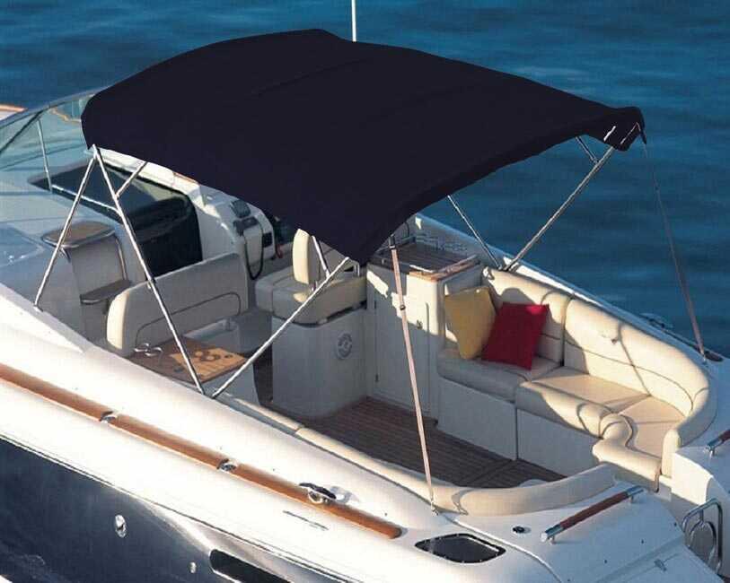 Sunbrella Plus Captain Navy Tekne Kumaşı Suntt 5057 152