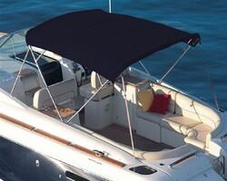 Sunbrella - Sunbrella Plus Captain Navy Tekne Kumaşı Suntt 5057 152 (1)