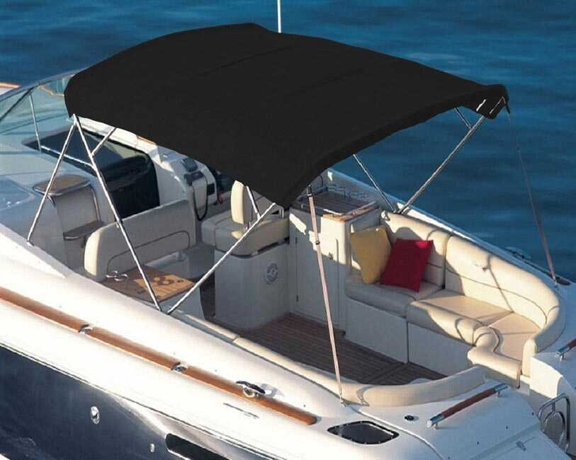 Sunbrella Plus Charcoal Pıque Tekne Kumaşı Suntt 5088 152