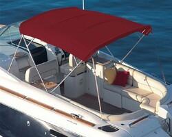 Sunbrella - Sunbrella Plus Crimson Red Tekne Kumaşı Suntt P015 152 (1)