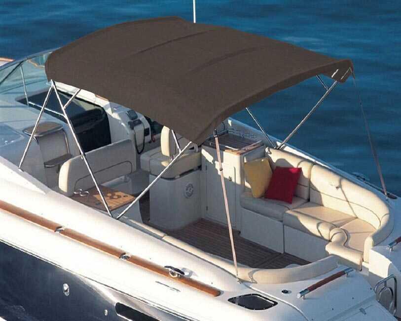 Sunbrella Plus Dark Smoke Tekne Kumaşı Suntt 5085 152