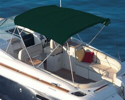 Sunbrella - Sunbrella Plus Forest GreenTekne Kumaşı Suntt 5040 152 (1)