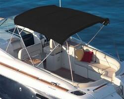 Sunbrella Plus - Sunbrella Plus Graphite Tekne Kumaşı Suntt 5082 152 (1)