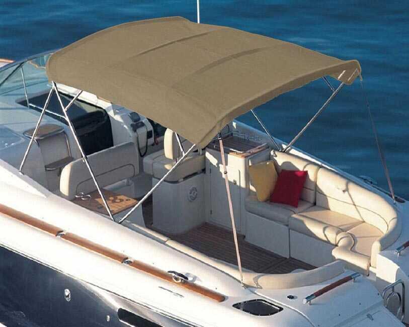 Sunbrella Plus Heather Beıge Tekne Kumaşı Suntt 5572 152