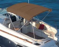 Sunbrella - Sunbrella Plus Hemt Beige Tekne Kumaşı Suntt 5048 152 (1)