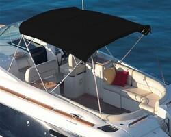 Sunbrella - Sunbrella Plus Jet Black Tekne Kumaşı Suntt 5032 152 (1)