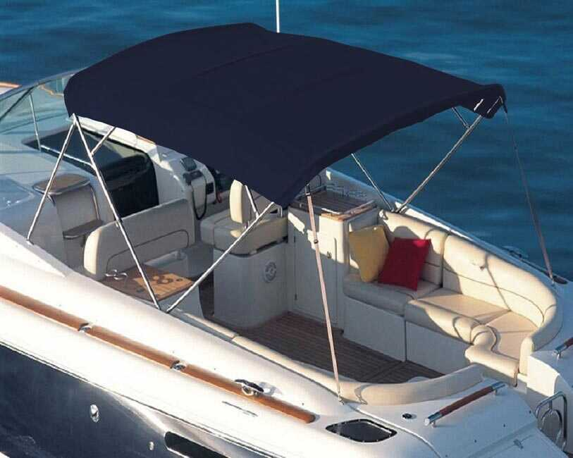 Sunbrella Plus Marine Blue Tekne Kumaşı Suntt 5031 152