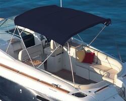 Sunbrella - Sunbrella Plus Marine Blue Tekne Kumaşı Suntt 5031 152 (1)