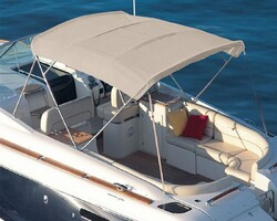 Sunbrella - Sunbrella Plus Oyster Tekne Kumaşı Suntt 5030 152 (1)
