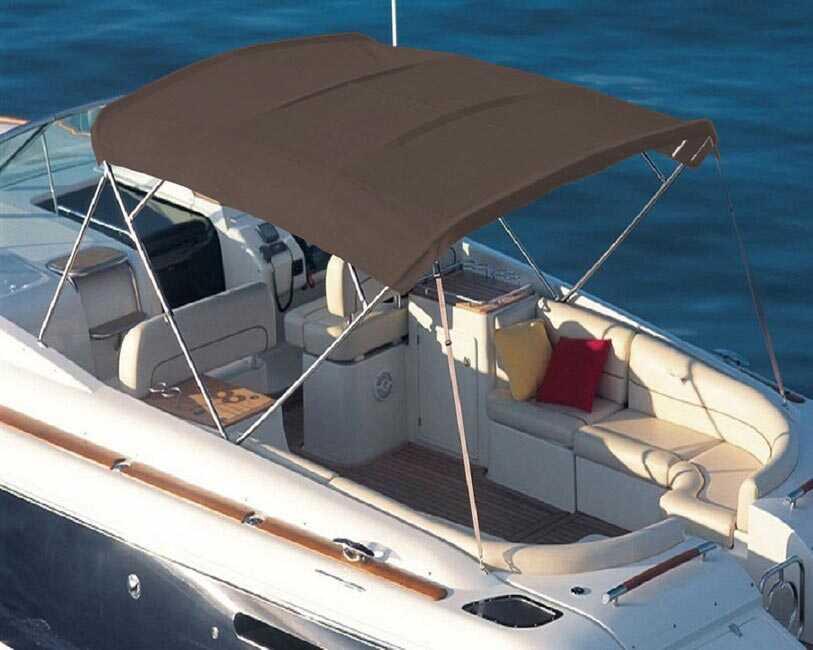 Sunbrella Plus Taupe Tekne Kumaşı Suntt 5548 152