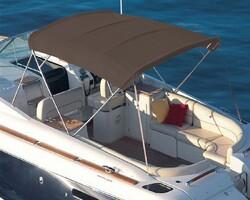 Sunbrella - Sunbrella Plus Taupe Tekne Kumaşı Suntt 5548 152 (1)