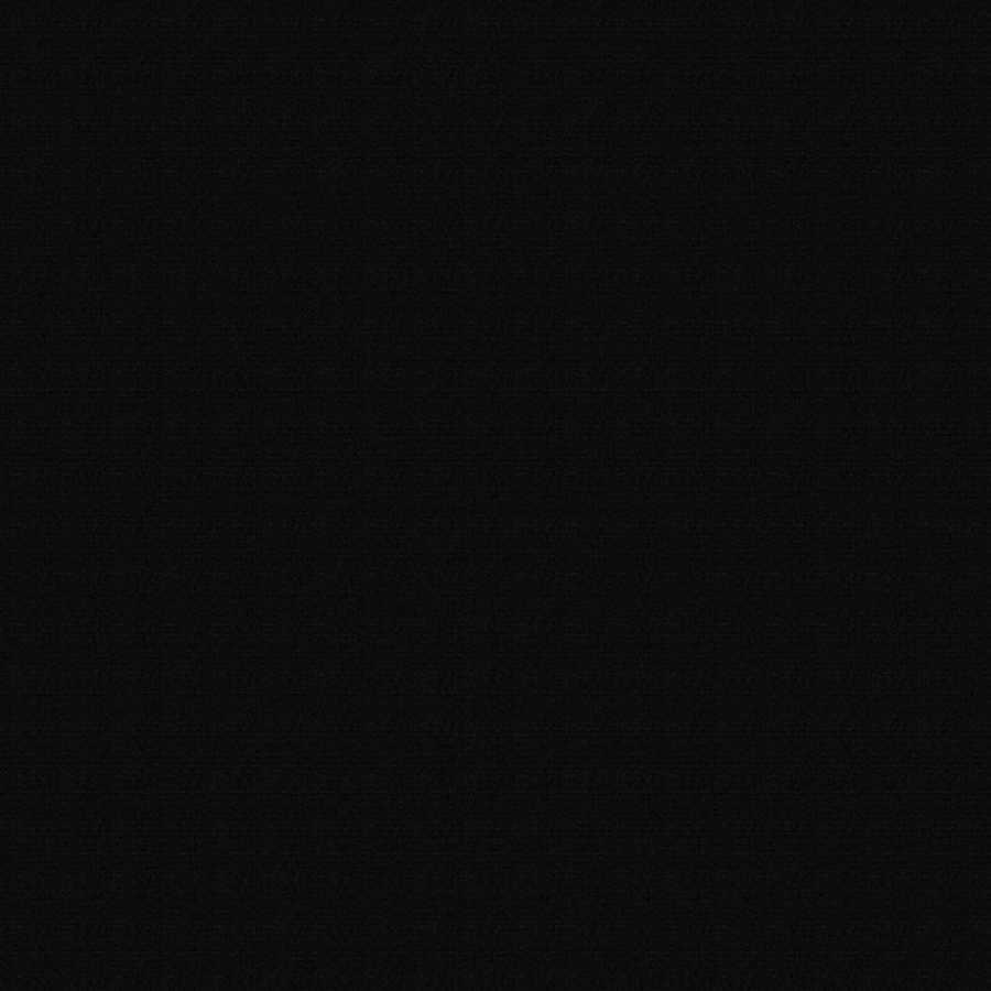Sunbrella Solids Döşemelik Black Sja 5408 137