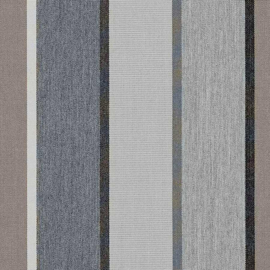Sunbrella Solids Döşemelik Quadrı Grey Sja 3778 137